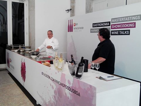 Wine & Food Lisboa 2016
